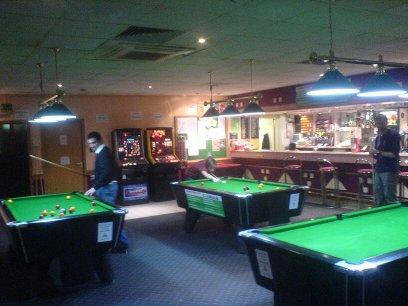 Cupc Cambridge Snooker Centre